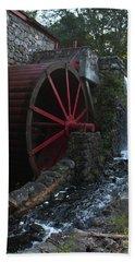 Wayside Inn II Hand Towel by Suzanne Gaff