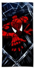 Web Crawler Bath Towel