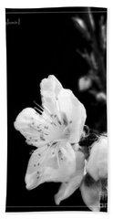 Wenatchee Blossom Hand Towel