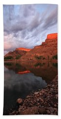 Bath Towel featuring the photograph Western Colorado by Ronda Kimbrow