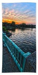 Westhampton-quogue Bridge Hand Towel