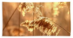 Wetland Sunrise Bath Towel by Kenny Glotfelty