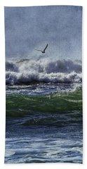 Whales Head Beach Southern Oregon Coast Hand Towel
