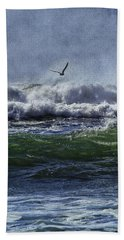 Whales Head Beach Southern Oregon Coast Bath Towel