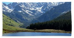 Beautiful Colorado Bath Towel