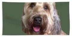 Wheaton Terrier Hand Towel