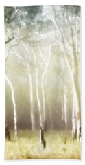 Whisper The Trees Hand Towel by Holly Kempe