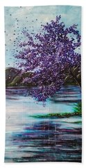 Whispers Of Wishes Bath Towel