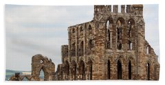 Whitby Abbey Bath Towel
