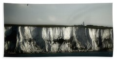 White Cliffs Of Dover Hand Towel