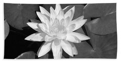 White Lotus 2 Bath Towel