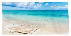 White Sand Photographs Bath Towels