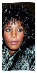 Whitney Houston 1989 Hand Towel