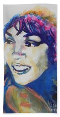 Whitney Houston Bath Towel