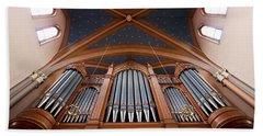 Wiesbaden Marktkirche Organ Hand Towel