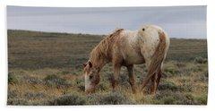 Wild Horse Hand Towel