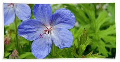Bath Towel featuring the photograph Wildflower by Rod Wiens