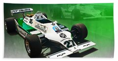 Williams Fw07 04 Bath Towel
