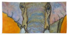Wind And Fire - Fine Art Painting Hand Towel