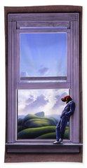 Window Of Dreams Hand Towel