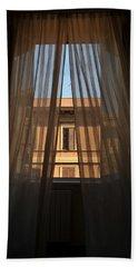 Window On Rome Hand Towel