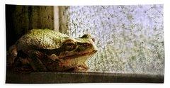 Windowsill Visitor Hand Towel