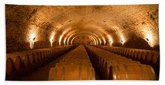 Wine Cellar Hand Towel