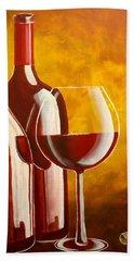 Wine Not Hand Towel