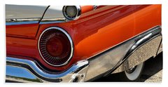 Wing And A Skirt - 1959 Ford Bath Towel
