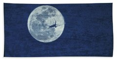 Wings Hand Towel by J Anthony