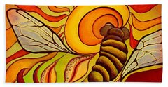 Wings Of Change Bath Towel