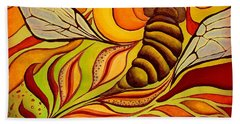 Wings Of Change Hand Towel