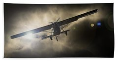 Bath Towel featuring the photograph Wings by Paul Job