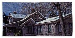 Winter Lodge Hand Towel