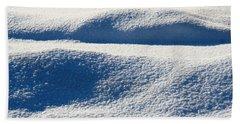 Winter's Blanket Hand Towel