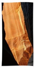 Wire Pass - Buckskin Wash 10 Bath Towel by Jeff Brunton
