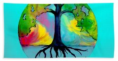 Wishing Tree Hand Towel
