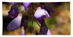 Wisteria 2 Bath Towel