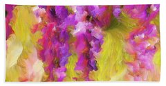 Wisteria Dreams Bath Towel