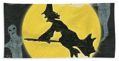 Witching Time Bath Towel
