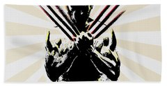 Wolverine Hand Towel