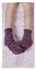 Woollen Socks Bath Towel