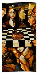 World Chess   Bath Towel