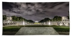 World War II Memorial Hand Towel