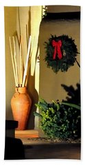 Wreath Entry 12718 Hand Towel
