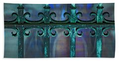Wrought Iron Bath Towel