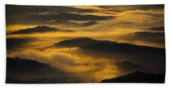 Wva Sunrise 2013 June II Hand Towel