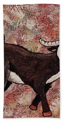 Year Of The Ox Bath Towel