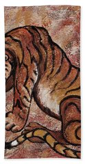 Year Of The Tiger Hand Towel