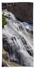 Yellowstone Gibbon Falls Bath Towel